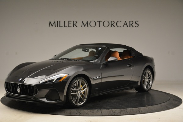 Used 2018 Maserati GranTurismo Sport Convertible for sale Sold at Bugatti of Greenwich in Greenwich CT 06830 12