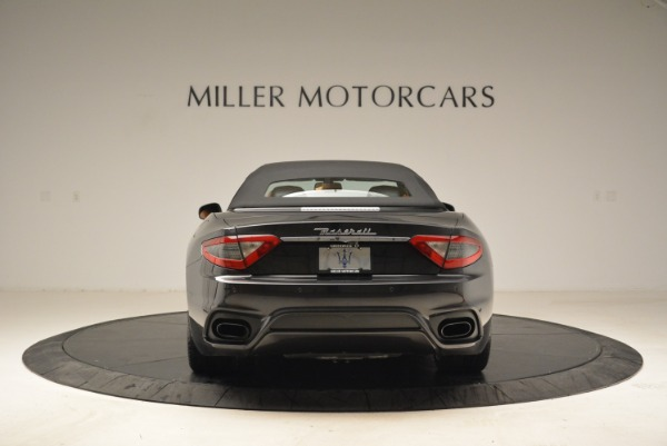 Used 2018 Maserati GranTurismo Sport Convertible for sale Sold at Bugatti of Greenwich in Greenwich CT 06830 16