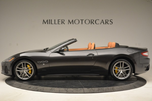 Used 2018 Maserati GranTurismo Sport Convertible for sale Sold at Bugatti of Greenwich in Greenwich CT 06830 2