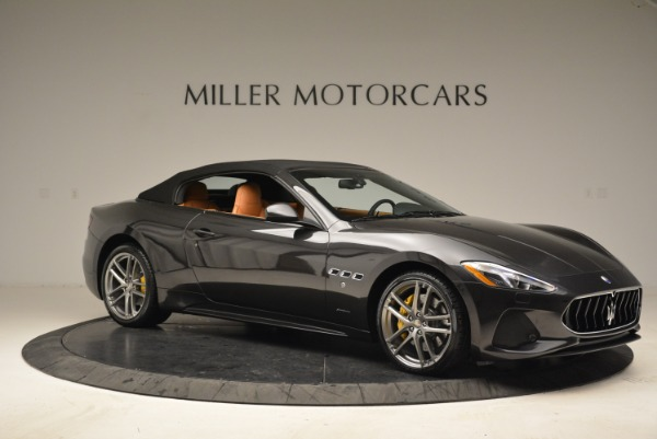 Used 2018 Maserati GranTurismo Sport Convertible for sale Sold at Bugatti of Greenwich in Greenwich CT 06830 20