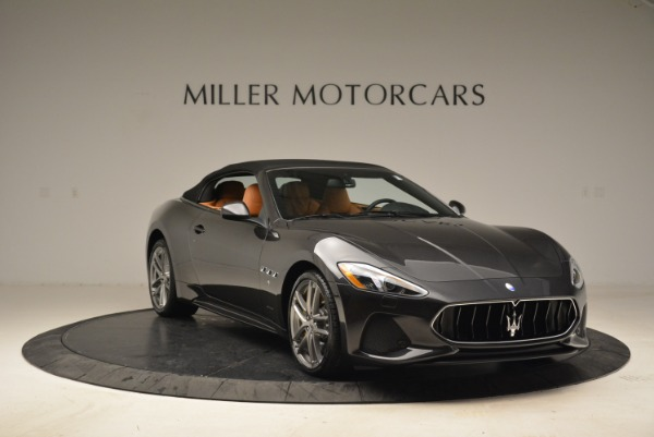 Used 2018 Maserati GranTurismo Sport Convertible for sale Sold at Bugatti of Greenwich in Greenwich CT 06830 21