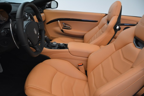 Used 2018 Maserati GranTurismo Sport Convertible for sale $92,995 at Bugatti of Greenwich in Greenwich CT 06830 24