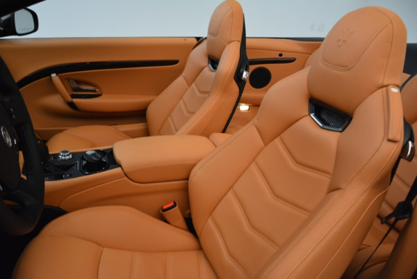 Used 2018 Maserati GranTurismo Sport Convertible for sale Sold at Bugatti of Greenwich in Greenwich CT 06830 25