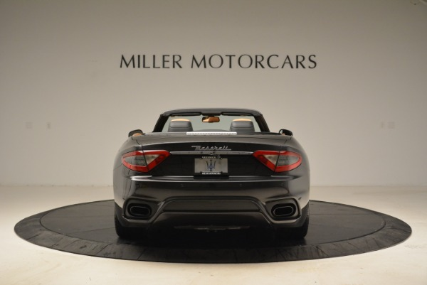 Used 2018 Maserati GranTurismo Sport Convertible for sale Sold at Bugatti of Greenwich in Greenwich CT 06830 5