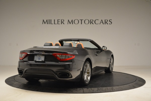 Used 2018 Maserati GranTurismo Sport Convertible for sale Sold at Bugatti of Greenwich in Greenwich CT 06830 6