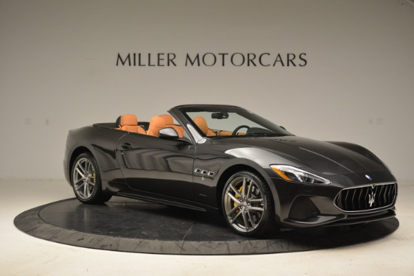Used 2018 Maserati GranTurismo Sport Convertible for sale Sold at Bugatti of Greenwich in Greenwich CT 06830 9