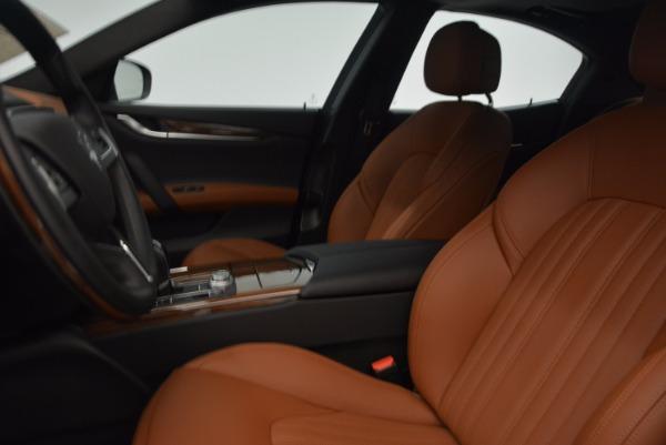 New 2018 Maserati Ghibli S Q4 GranLusso for sale Sold at Bugatti of Greenwich in Greenwich CT 06830 15