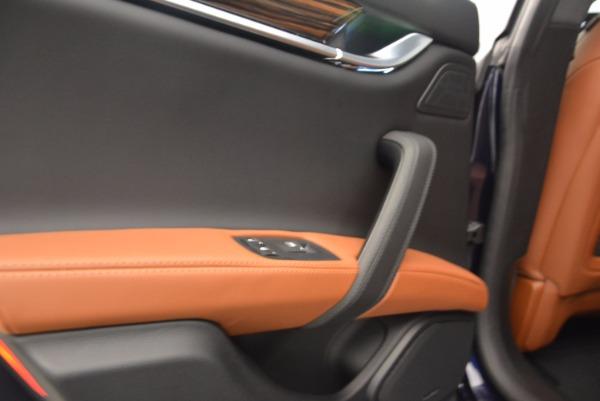 New 2018 Maserati Ghibli S Q4 GranLusso for sale Sold at Bugatti of Greenwich in Greenwich CT 06830 17
