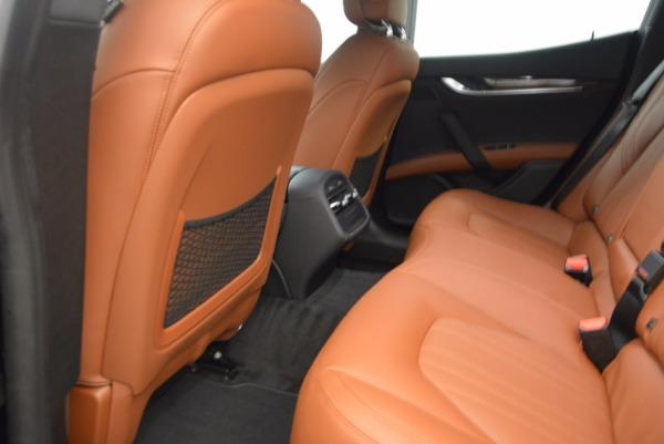 New 2018 Maserati Ghibli S Q4 GranLusso for sale Sold at Bugatti of Greenwich in Greenwich CT 06830 19