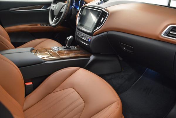 New 2018 Maserati Ghibli S Q4 GranLusso for sale Sold at Bugatti of Greenwich in Greenwich CT 06830 21