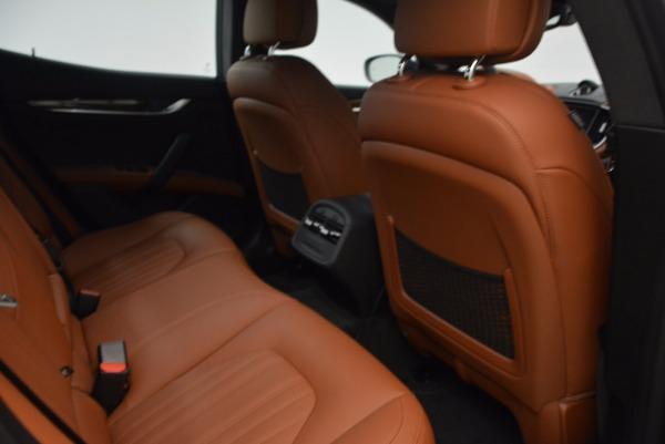 New 2018 Maserati Ghibli S Q4 GranLusso for sale Sold at Bugatti of Greenwich in Greenwich CT 06830 24