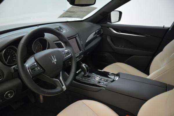 New 2017 Maserati Levante Q4 for sale Sold at Bugatti of Greenwich in Greenwich CT 06830 14