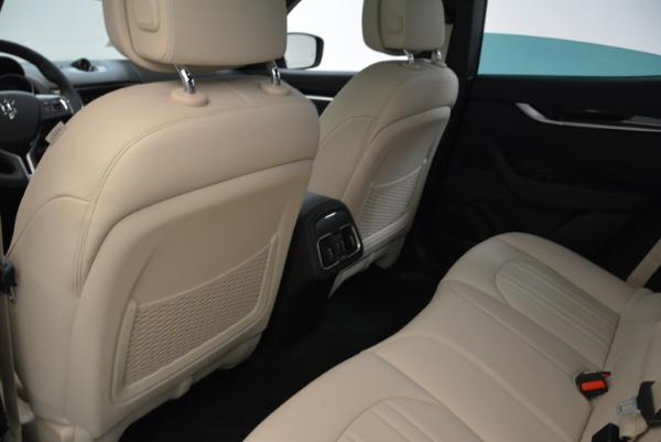 New 2017 Maserati Levante Q4 for sale Sold at Bugatti of Greenwich in Greenwich CT 06830 19
