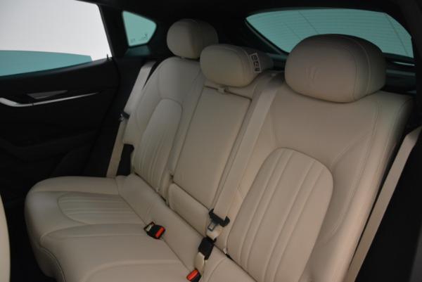 New 2017 Maserati Levante Q4 for sale Sold at Bugatti of Greenwich in Greenwich CT 06830 20