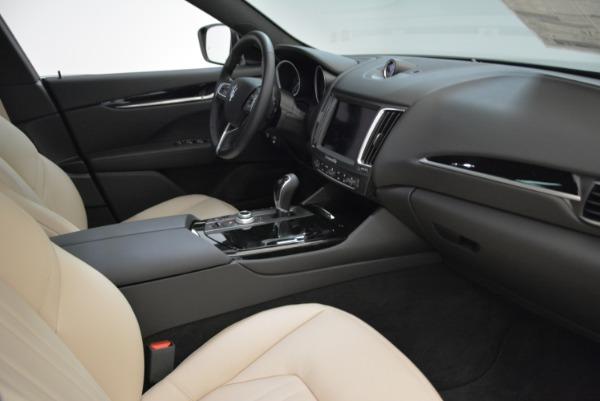 New 2017 Maserati Levante Q4 for sale Sold at Bugatti of Greenwich in Greenwich CT 06830 22