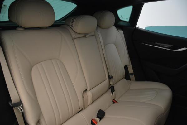 New 2017 Maserati Levante Q4 for sale Sold at Bugatti of Greenwich in Greenwich CT 06830 26