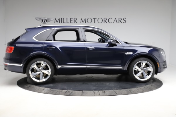 Used 2018 Bentley Bentayga W12 Signature for sale $154,900 at Bugatti of Greenwich in Greenwich CT 06830 10