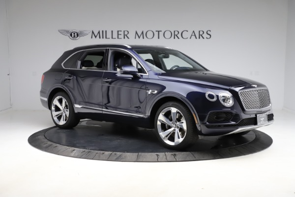 Used 2018 Bentley Bentayga W12 Signature for sale $154,900 at Bugatti of Greenwich in Greenwich CT 06830 12