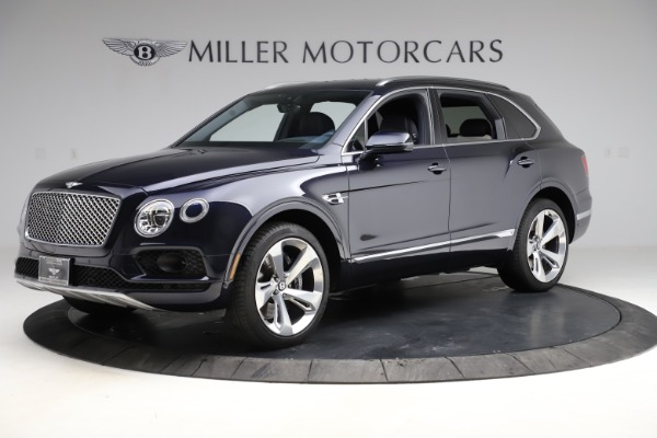 Used 2018 Bentley Bentayga W12 Signature for sale $154,900 at Bugatti of Greenwich in Greenwich CT 06830 3