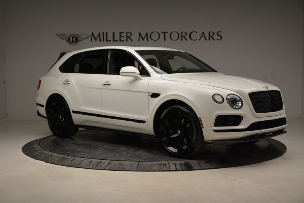 New 2018 Bentley Bentayga Black Edition for sale Sold at Bugatti of Greenwich in Greenwich CT 06830 10