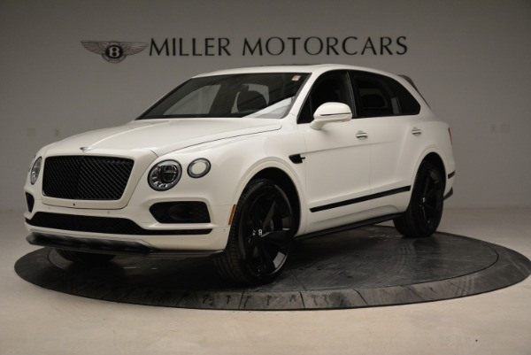 New 2018 Bentley Bentayga Black Edition for sale Sold at Bugatti of Greenwich in Greenwich CT 06830 2