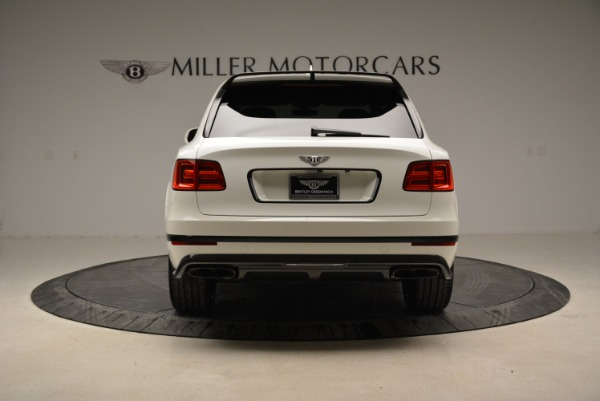 New 2018 Bentley Bentayga Black Edition for sale Sold at Bugatti of Greenwich in Greenwich CT 06830 6