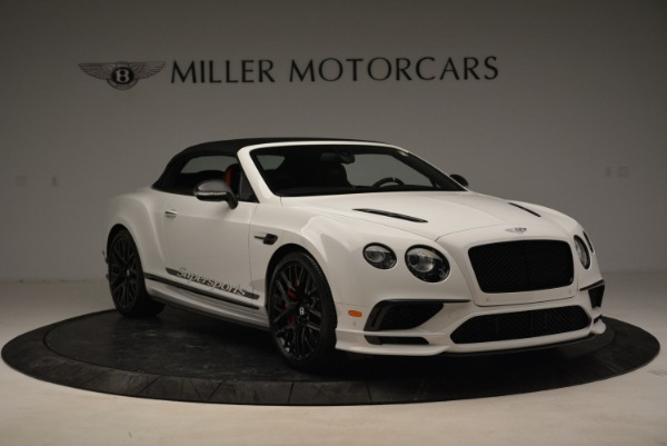 Used 2018 Bentley Continental GTC Supersports Convertible for sale Sold at Bugatti of Greenwich in Greenwich CT 06830 19