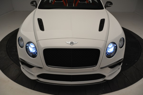 Used 2018 Bentley Continental GTC Supersports Convertible for sale Sold at Bugatti of Greenwich in Greenwich CT 06830 21