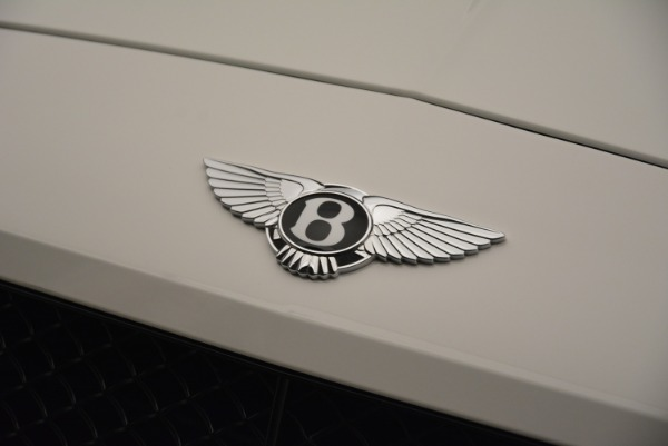 Used 2018 Bentley Continental GTC Supersports Convertible for sale Sold at Bugatti of Greenwich in Greenwich CT 06830 22