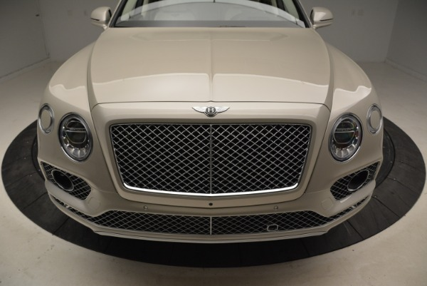 New 2018 Bentley Bentayga Signature for sale Sold at Bugatti of Greenwich in Greenwich CT 06830 13