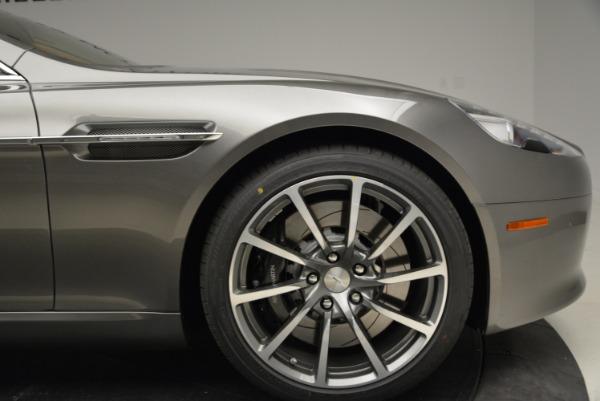 Used 2017 Aston Martin Rapide S Sedan for sale Sold at Bugatti of Greenwich in Greenwich CT 06830 21