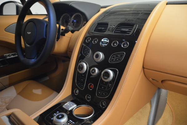 Used 2017 Aston Martin Rapide S Sedan for sale Sold at Bugatti of Greenwich in Greenwich CT 06830 24
