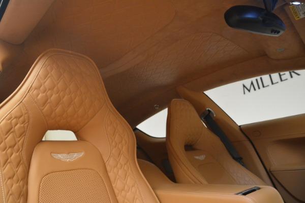 Used 2017 Aston Martin Rapide S Sedan for sale Sold at Bugatti of Greenwich in Greenwich CT 06830 25