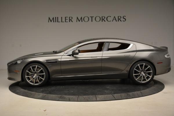 Used 2017 Aston Martin Rapide S Sedan for sale Sold at Bugatti of Greenwich in Greenwich CT 06830 3