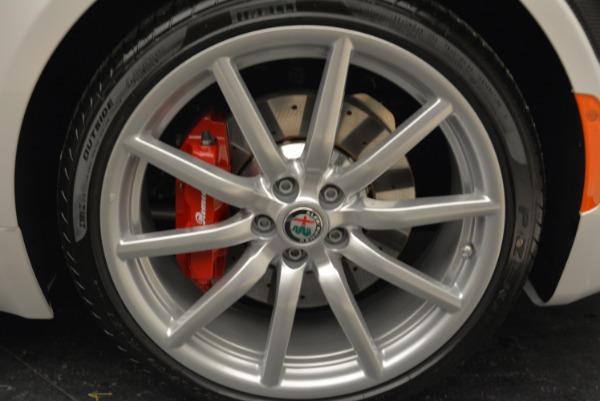 New 2018 Alfa Romeo 4C Spider for sale Sold at Bugatti of Greenwich in Greenwich CT 06830 27