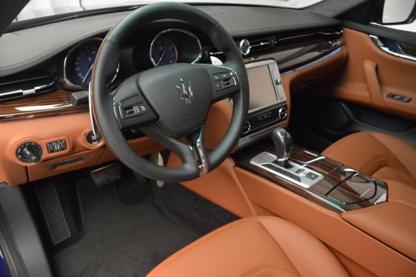 New 2016 Maserati Quattroporte S Q4 for sale Sold at Bugatti of Greenwich in Greenwich CT 06830 14