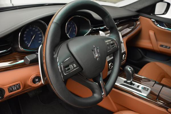 New 2016 Maserati Quattroporte S Q4 for sale Sold at Bugatti of Greenwich in Greenwich CT 06830 17