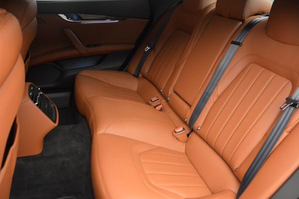 New 2016 Maserati Quattroporte S Q4 for sale Sold at Bugatti of Greenwich in Greenwich CT 06830 18