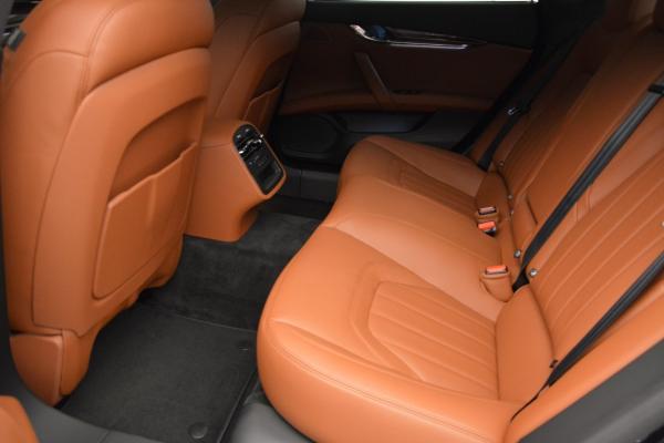 New 2016 Maserati Quattroporte S Q4 for sale Sold at Bugatti of Greenwich in Greenwich CT 06830 19