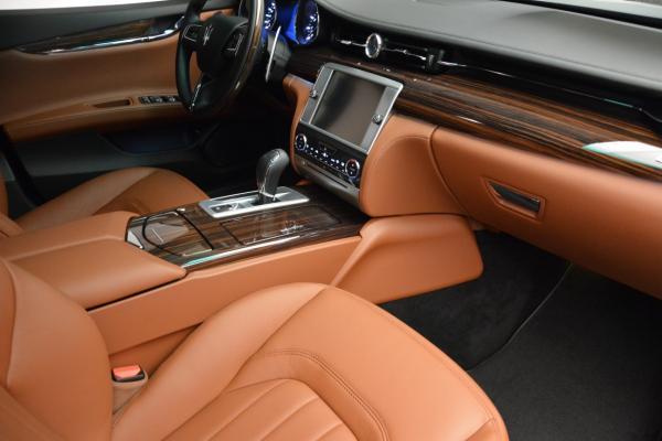 New 2016 Maserati Quattroporte S Q4 for sale Sold at Bugatti of Greenwich in Greenwich CT 06830 20