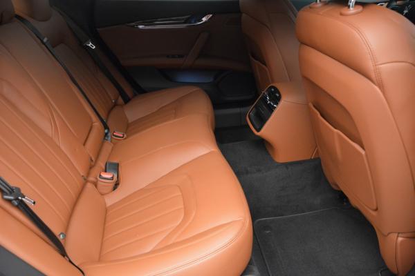 New 2016 Maserati Quattroporte S Q4 for sale Sold at Bugatti of Greenwich in Greenwich CT 06830 24