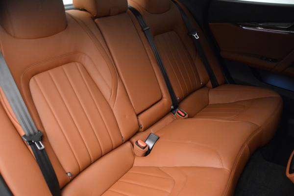 New 2016 Maserati Quattroporte S Q4 for sale Sold at Bugatti of Greenwich in Greenwich CT 06830 25