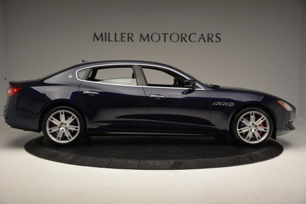 New 2016 Maserati Quattroporte S Q4 for sale Sold at Bugatti of Greenwich in Greenwich CT 06830 8