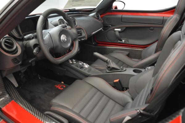 New 2018 Alfa Romeo 4C Spider for sale Sold at Bugatti of Greenwich in Greenwich CT 06830 20