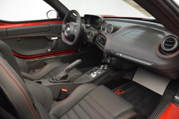 New 2018 Alfa Romeo 4C Spider for sale Sold at Bugatti of Greenwich in Greenwich CT 06830 23