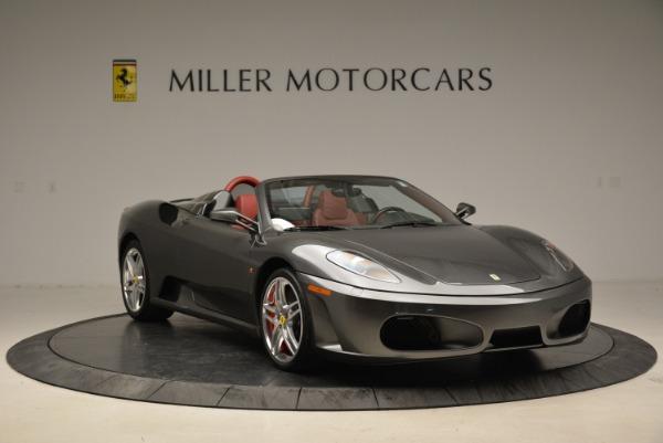 Used 2008 Ferrari F430 Spider for sale Sold at Bugatti of Greenwich in Greenwich CT 06830 11