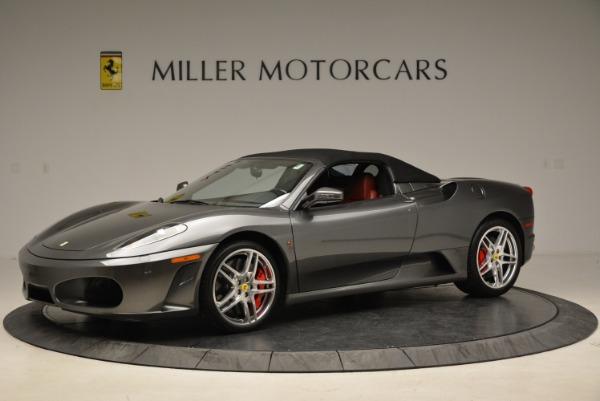 Used 2008 Ferrari F430 Spider for sale Sold at Bugatti of Greenwich in Greenwich CT 06830 14