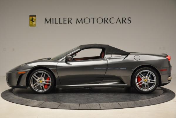 Used 2008 Ferrari F430 Spider for sale Sold at Bugatti of Greenwich in Greenwich CT 06830 15