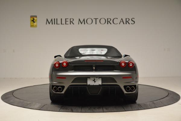 Used 2008 Ferrari F430 Spider for sale Sold at Bugatti of Greenwich in Greenwich CT 06830 18