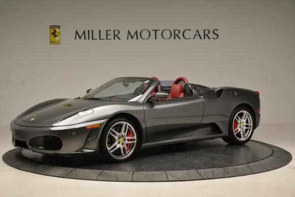 Used 2008 Ferrari F430 Spider for sale Sold at Bugatti of Greenwich in Greenwich CT 06830 2